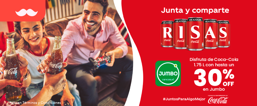 [REVENUE] Cocacolajumbo