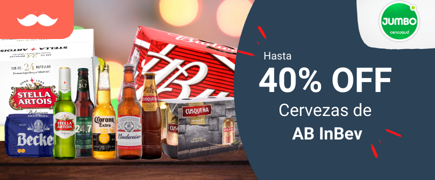 [REVENUE] AB INBEV JUMBO