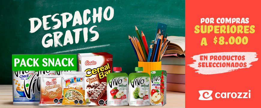 [REVENUE] BANNER BACK TO SCHOOL CAROZZI