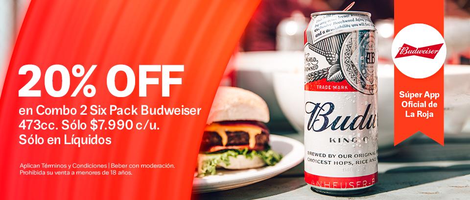 [Revenue]-B2-liquor-Budweiser
