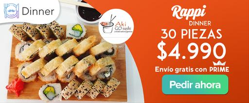 akigo sushi dinner
