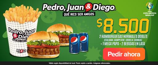 PJD Copa America