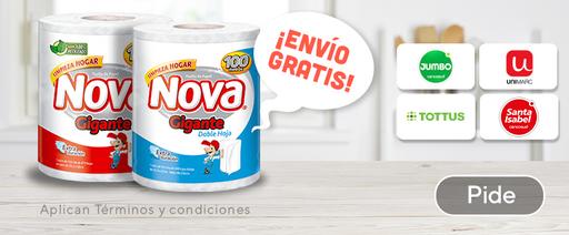 ENVIO GRATIS TOALLA NOVA