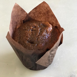 Muffin de Plátano manjar nuez