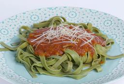 Fetuccini Espinaca