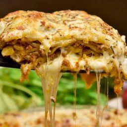 Lasagna Bolognesa 900 Grs ( Frozen )