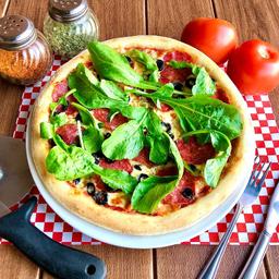 Pizza Romaní Personal (26cm)