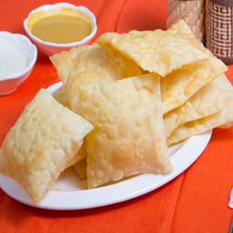 Wantán Frito ( 10 unid )