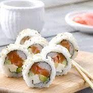 Sake Roll Cream