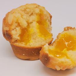 3 muffins rellenos