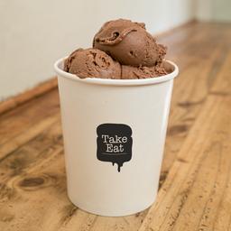 Helado Chocola Belga (Bitter) Litro