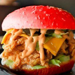 Lujuria Burger
