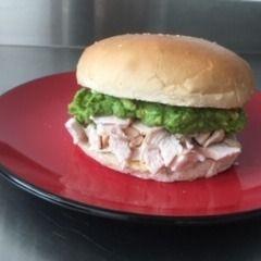 Sandwich de Ave Palta