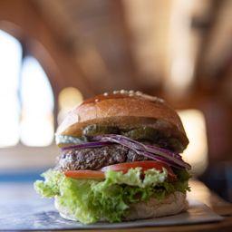 The Fletch´s Classic  Burger
