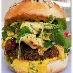 Holocaust Burger