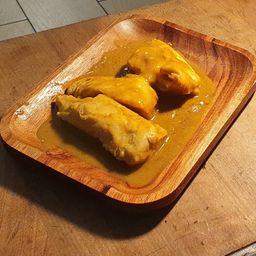 Pollo Al Curry 200 gr