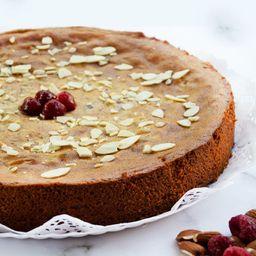 Kuchen Almendra Frambuesa