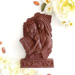 Sagrada Familia de Chocolate