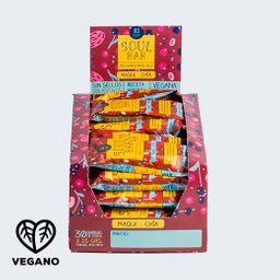 Barra Energética Vegana Soul Bar 25gr