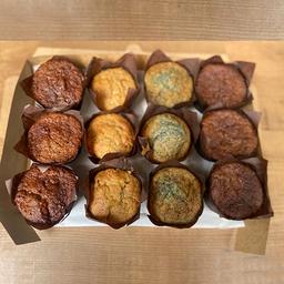 Caja de Muffin Artesanales
