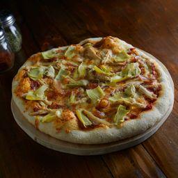 Pizza carciofo familiar 34cm