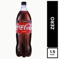 Coca-Cola Sin azúcar 1.5 lt