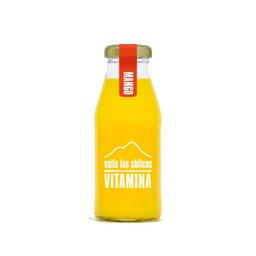 Jugo Naranja y Mango Valle Las Chilcas 250 ml