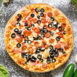 Pizza Española 38cm