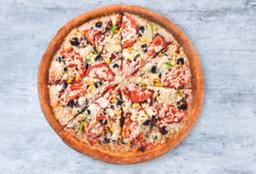 Pizza Vegana Veggie Familiar