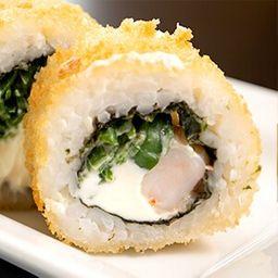 Tempura Ebi Cheese Roll