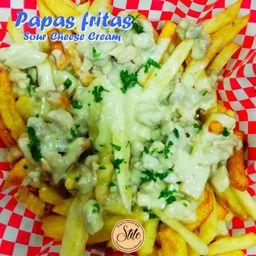 Papas Fritas Sour Cheese Cream