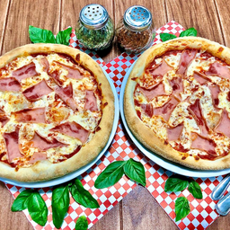 2 Pizzas Jamón Personales