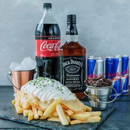 Promo Jack Daniel's + Cheese Teclados