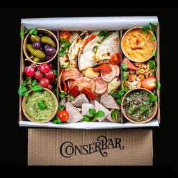 Tabla Vegana Box