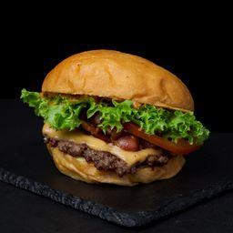 Classic tocino burger