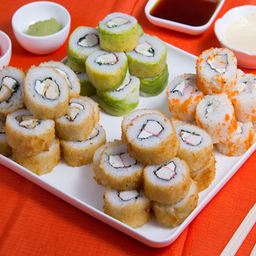 Promoción Sushi a Elección 4