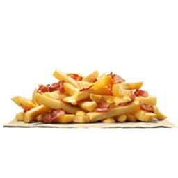 Bacon Cheddar Fries Grande