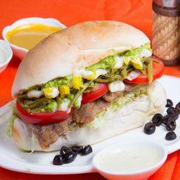 Sandwich Chilenazo
