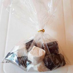 Malvaviscos de Vainilla y Chocolate