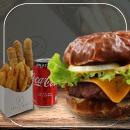 Combo Beyond Burger (B)