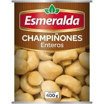 Champiñones Enteros Esmeralda 400 G