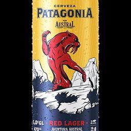 Cerveza Patagonia Red Lager 470cc