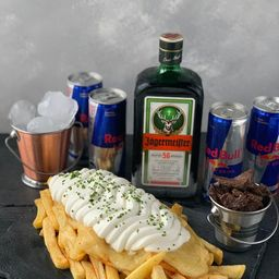Promoción Jägermeister 750 ml + Cheese