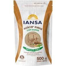 Azúcar Rubia Light Stevia 500 G