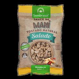 Mani Tostado Salado 180 Grs