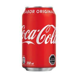 Coca Cola Lata 350cc