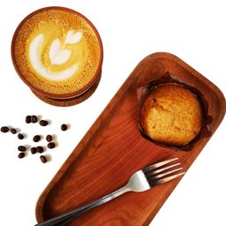 Cappuccino y Muffin