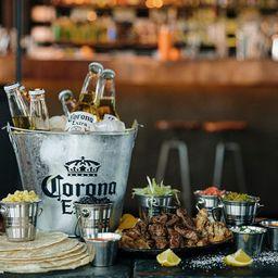 Bucket Corona Fajitas