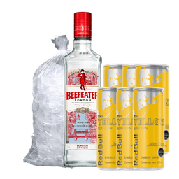 COMBO 10: Gin Beefeater