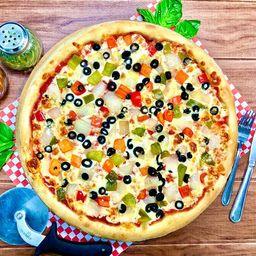 Pizza Vegetariana Familiar (38cm)
